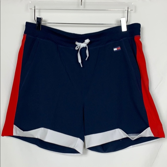 Tommy Hilfiger Pants - NWT Tommy Hilfiger red, white and blue shorts Lg.